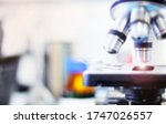Blurred Microscope In...