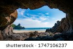 Petit Port Cave In Guernsey