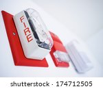 fire alarm | Shutterstock . vector #174712505