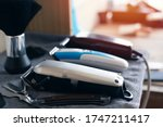 Various Hair Clippers In The...