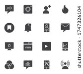 ui vector icons set  modern...