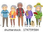 illustration depicting... | Shutterstock .eps vector #174759584