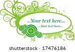green vector design | Shutterstock .eps vector #17476186