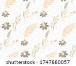 seamless background image with... | Shutterstock .eps vector #1747880057