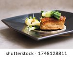 Slow Cooked Pork Belly With Re...