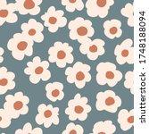 seamless background gender... | Shutterstock .eps vector #1748188094