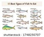 12 Best Tasty Types Of Fish ...