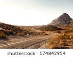 Pretty Empty Mojave Desert...