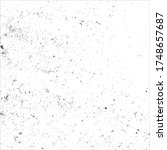 grunge black and white. a...   Shutterstock .eps vector #1748657687