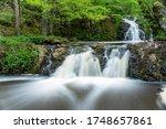 Stunning Slow Falling Water...