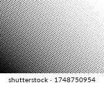 dots background. fade texture.... | Shutterstock .eps vector #1748750954