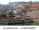 Amer Fort Facade View Unedited