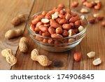 Raw Peanuts Or Arachis