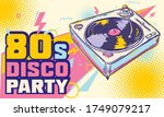 80s disco party   funky...