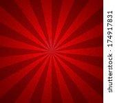 Sunburst Red Tone Vintage ...