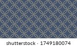 traditional japan pattern... | Shutterstock .eps vector #1749180074