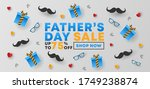 Father\'s Day Sale Banner ...