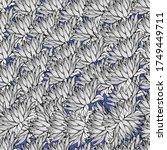 Sunflowers Seamless Pattern....