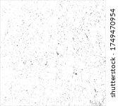 vector grunge black and white... | Shutterstock .eps vector #1749470954