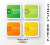 business infographics template... | Shutterstock .eps vector #1749553181