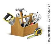 3d realistic vector instruments ...   Shutterstock .eps vector #1749731417