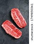 Raw Top Blade Steak Dry Aged....