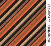 orange diagonal striped... | Shutterstock .eps vector #1750054394