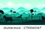 lime sky background vector... | Shutterstock .eps vector #1750060367