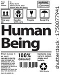 Human Being Illustrated Design...