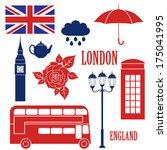 london. vector illustration