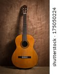 Acoustic Classical Guitar With...