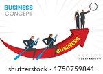 business team work concept....   Shutterstock .eps vector #1750759841
