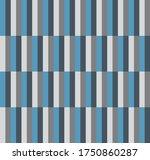 seamless geometric pattern of...   Shutterstock .eps vector #1750860287