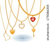 accessories,art,brush,chain,crystal,day,diamond,gem,gemstone,gold,golden,heart,hole,illustration,jewel