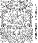 Make Today Better Font With...