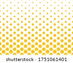 abstract texture hexagon cell...   Shutterstock .eps vector #1751061401