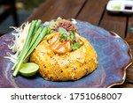 Padthai  Thai Style Pan Fried...