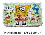 Spongebob Cake . Spongebob Cake ...