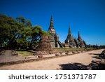 Wat Phrasri Sanphet Ayutthaya...