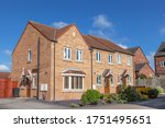 New Build English Terraced House