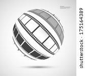 film | Shutterstock .eps vector #175164389