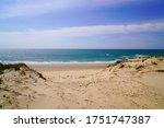 Sandy Dunes Access To Sea Beach ...