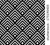 seamless geometric vector... | Shutterstock .eps vector #175190405