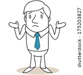 vector illustration of a... | Shutterstock .eps vector #175203827