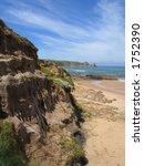 Woolamai beach (Australia, Victoria, Philip island) - stock photo