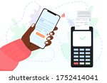 vector stock illustration of... | Shutterstock .eps vector #1752414041