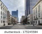 view of downtown raleigh  north ...   Shutterstock . vector #175245584