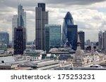 london city  uk | Shutterstock . vector #175253231