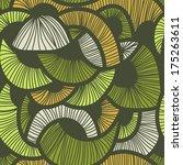 vector seamless simple pattern. ... | Shutterstock .eps vector #175263611