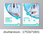 corporate healthcare cover ... | Shutterstock .eps vector #1752671831